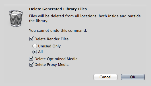 Delete-Generated-Library-Files